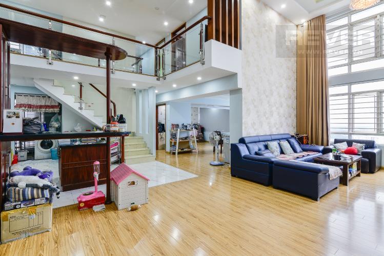 Tổng Quan Căn hộ Phú Hoàng Anh tầng cao 4 phòng ngủ đầy đủ nội thất