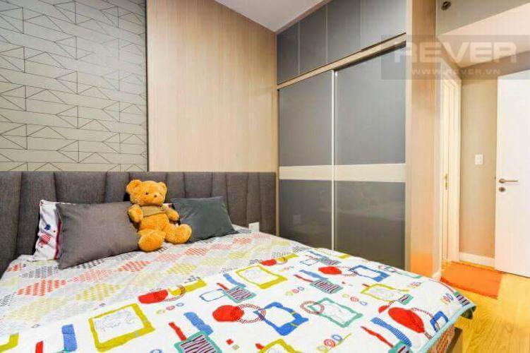 Phòng Ngủ 1 Căn hộ Masteri Thảo Điền tầng thấp T1 đã có sổ hồng, đầy đủ tiện nghi
