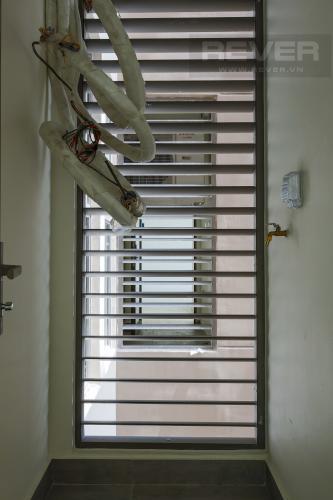 Logia Căn hộ Masteri Millennium tầng cao, tháp A, 2 phòng ngủ, nội thất cơ bản