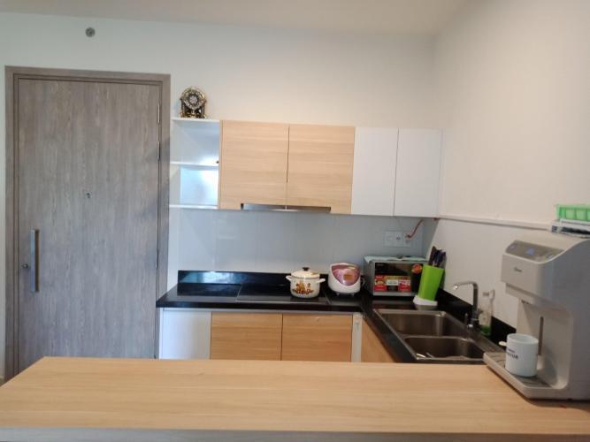 Phòng bếp căn hộ KRIS VUE Cho thuê căn hộ Kris Vue 1PN, tầng thấp, diện tích 52m2, đầy đủ nội thất