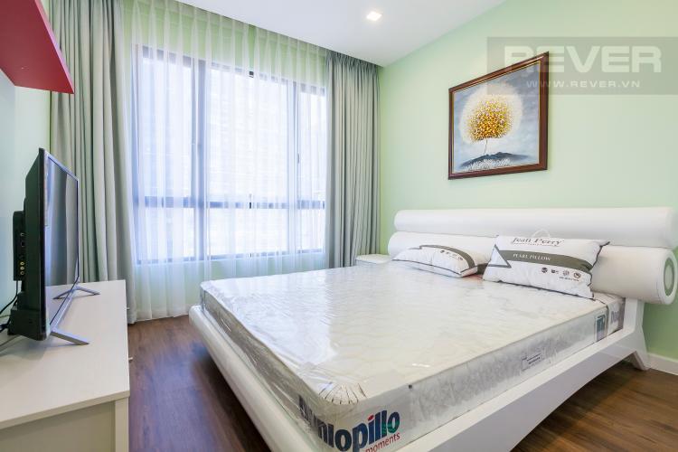 Phòng Ngủ 1 Căn góc Estella Heights 3 phòng ngủ tầng trung T2 đầy đủ nội thất