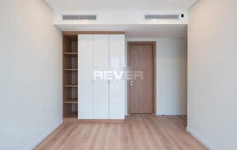 Phòng ngủ căn hộ River Park Căn hộ chung cư River Park view tầng cao thoáng mát, đầy đủ tiện nghi.