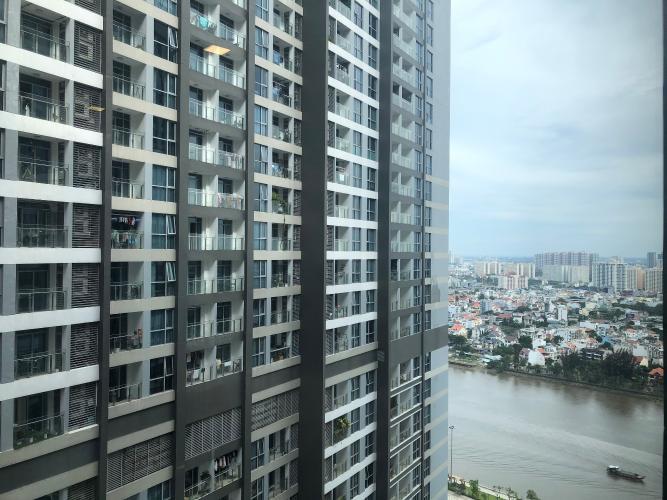 nội thất căn hộ Căn hộ tầng cao Vinhomes Central Park hướng Đông Bắc.