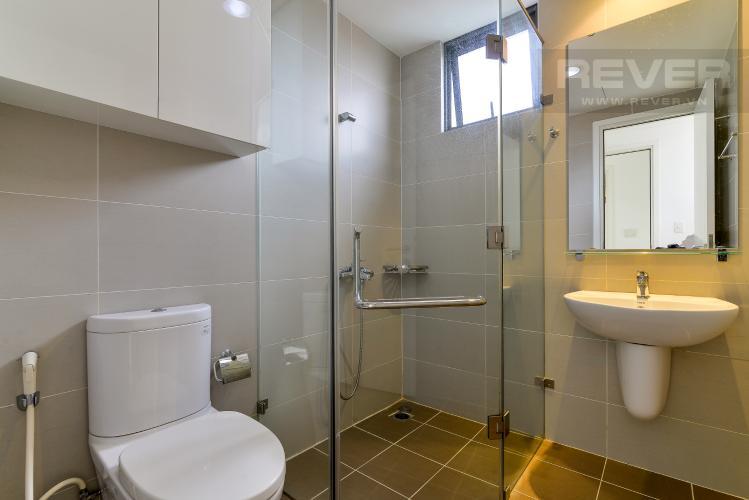 Phòng Tắm 1 Bán căn hộ Masteri Thảo Điền 2PN, tháp T1, đầy đủ nội thất, view Landmark 81
