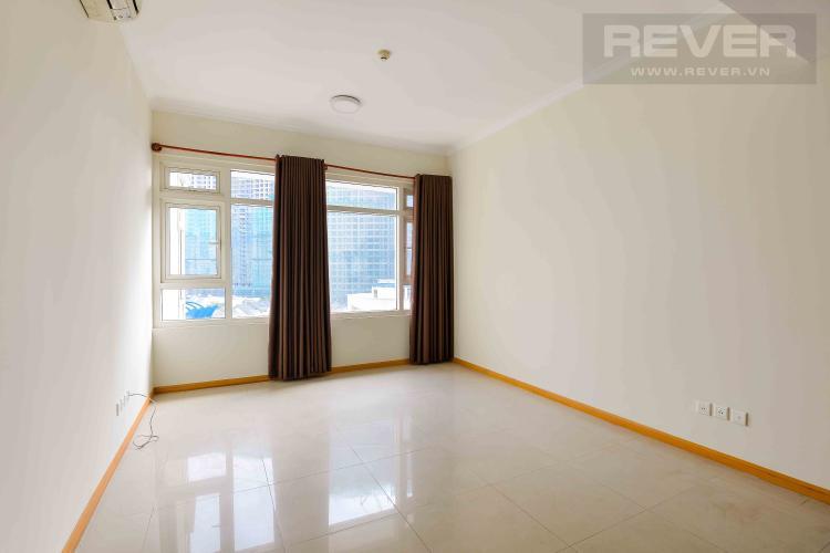 Phòng Khách Cho thuê căn hộ Saigon Pearl tầng thấp, 2PN 2WC, hướng Nam thoáng mát