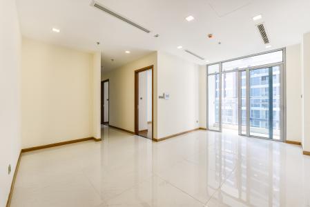Căn hộ Vinhomes Central Park 3 phòng ngủ tầng thấp P2 view sông