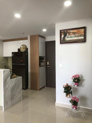 Phòng bếp căn hộ The Tresor Căn hộ The Tresor thiết kế hiện đại, view sông thoáng mát