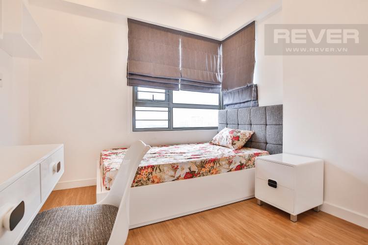 Phòng Ngủ 3 Căn góc Masteri Thảo Điền 3 phòng ngủ tầng trung tòa T5