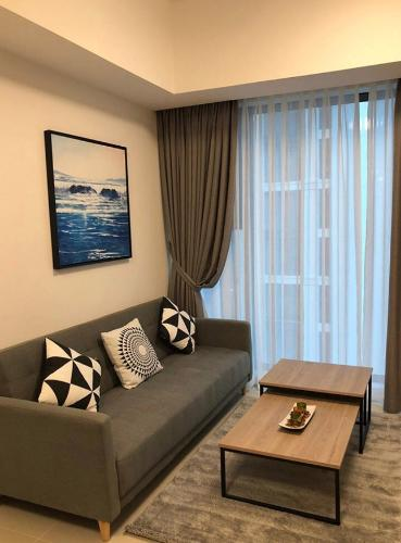 Cho thuê căn hộ studio Gateway Thảo Điền 1 phòng ngủ, diện tích 49m2, đầy đủ nội thất