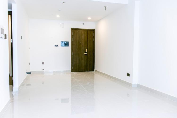 Bên trong Officetel Saigon Royal Officetel Saigon Royal tầng thấp, nội thất cơ bản.