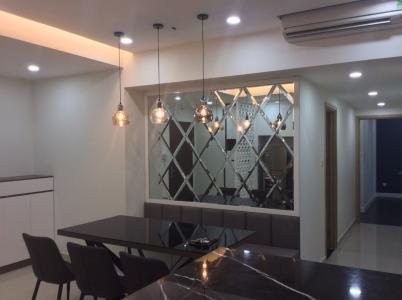 Cho thuê căn hộ The Sun Avenue tầng trung, 3 phòng ngủ, diện tích 109m2