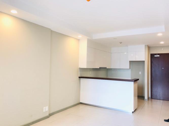 Bếp căn hộ The Gold View Bán căn hộ The Gold View tầng trung, nội thất cơ bản, diện tích 68m2.