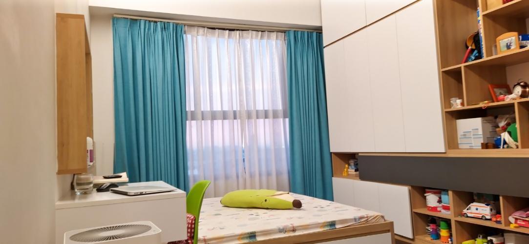 Phòng ngủ Botanica Premier, Tân Bình Căn hộ Botanica Premier tầng trung, hướng Đông view thành phố.
