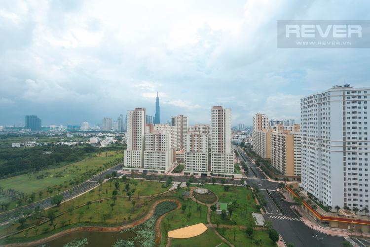 View Căn hộ New City Thủ Thiêm tầng cao, tháp Babylon, 1 phòng ngủ, full nội thất