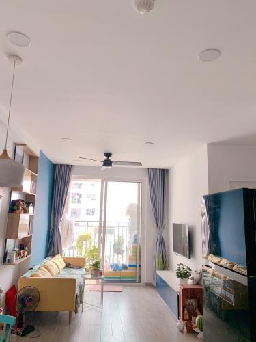 Căn hộ Richstar, Tân Phú Căn hộ Richstar tầng trung, view nội khu mát mẻ.