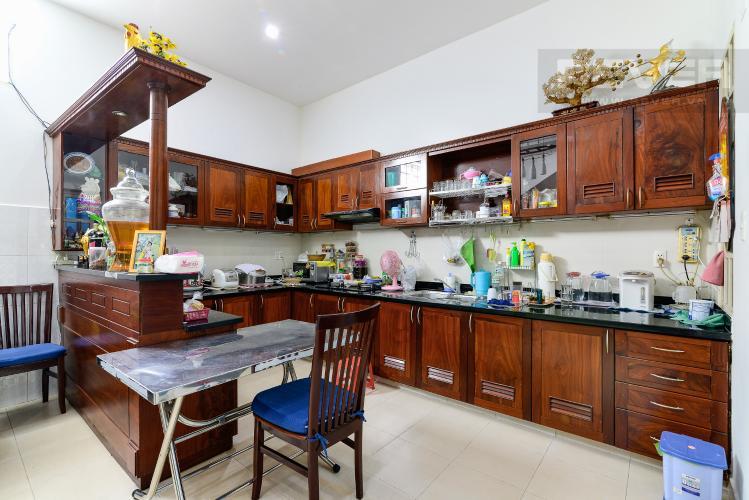 Nhà Bếp Bán nhà phố 5 phòng ngủ tại Thảo Điền Quận 2, diện tích 173 m2, đầy đủ nội thất