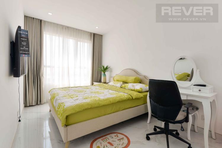 Phòng Ngủ 2 Căn hộ Vista Verde tầng cao 3 phòng ngủ, diện tích rộng rãi