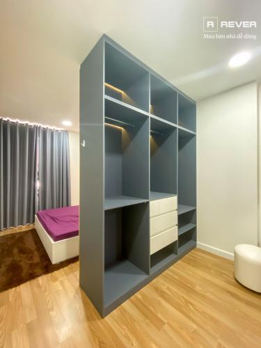 Phòng ngủ căn hộ GRAND RIVERSIDE Cho thuê căn hộ Grand Riverside 3PN, tầng 3A, đầy đủ nội thất, ban công hướng Đông