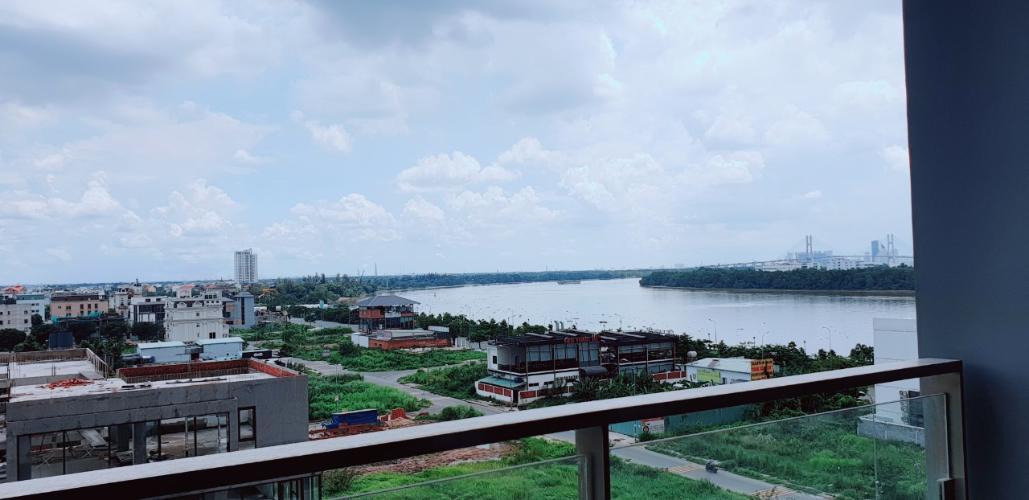 View One Verandah Quận 2 Căn hộ One Verandah tầng thấp, view sông thơ mộng.