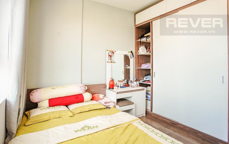 Phòng Ngủ 2 Bán căn hộ Lux Garden 2 phòng ngủ, nội thất đầy đủ, view cầu Phú Mỹ