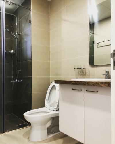 Nhà tắm căn hộ Bán căn hộ sunrise CityView 3 phòng ngủ thuộc căn góc, diện tích 104m2