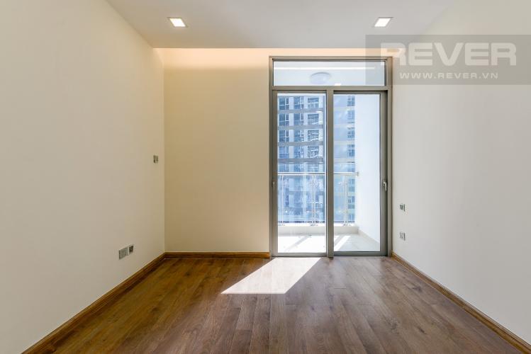 Phòng ngủ Officetel Vinhomes Central Park 1 phòng ngủ tầng trung P7 hướng Đông Bắc