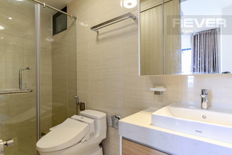 Phòng Tắm 1 Bán căn hộ New City Thủ Thiêm 2PN 2WC, đầy đủ nội thất, view hồ bơi nội khu