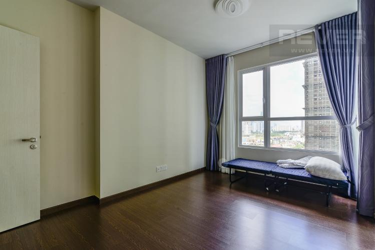 Phòng Ngủ 3 Cho thuê căn hộ Vista Verde 4PN, view sông thoáng mát