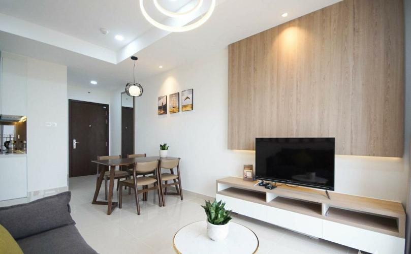 Cho thuê căn hộ The Sun Avenue thuộc tầng trung, 2 phòng ngủ, diện tích 79.3m2, đầy đủ nội thất