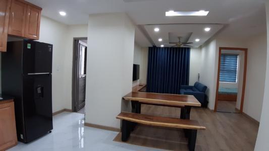 Căn hộ Saigon South Residences tầng cao, đầy đủ nội thất