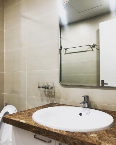 Thiết bị vệ sinh căn hộ Bán căn hộ sunrise CityView 3 phòng ngủ thuộc căn góc, diện tích 104m2