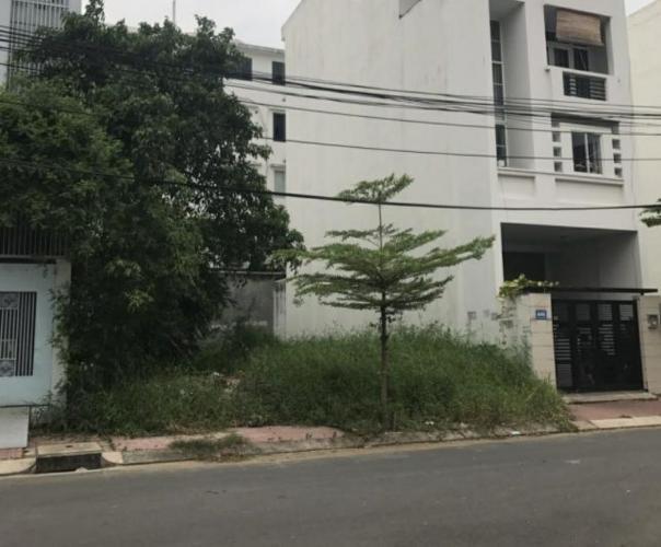 Đường vào nhà phố quận 7 Bán nhà phố Khu dân cư Kim Sơn, Đường Nguyễn Hữu Thọ, Tân Phong, Quận 7, diện tích đất 103.16m2, diện tích sàn 463.6m2