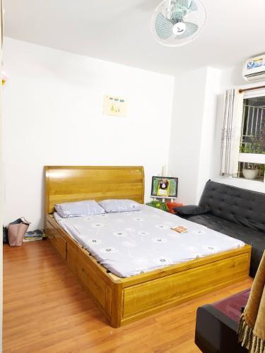 Phòng ngủ căn hộ chung cư An Phúc Quận 2 Căn hộ 1 phòng ngủ chung cư An Phúc, 50.6m2.