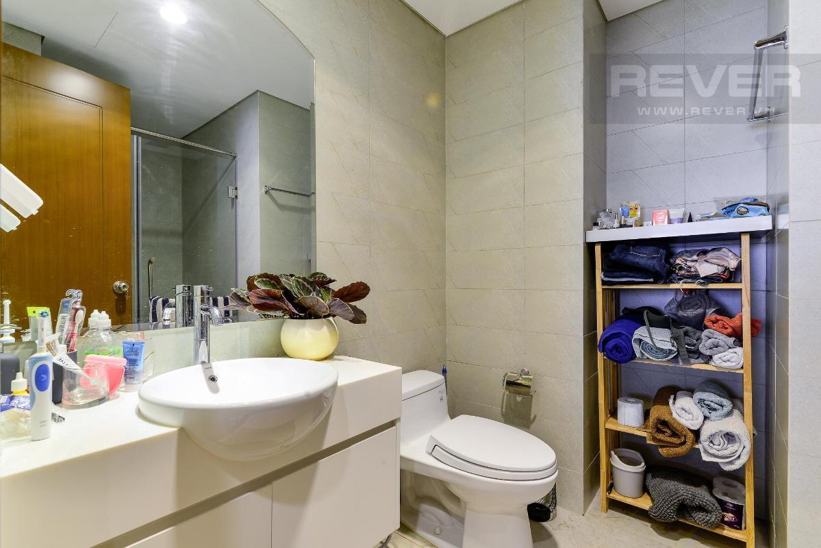 98122e5372078b59d216 Bán căn hộ Vinhomes Central Park 3PN, đầy đủ nội thất, view sông và nội khu