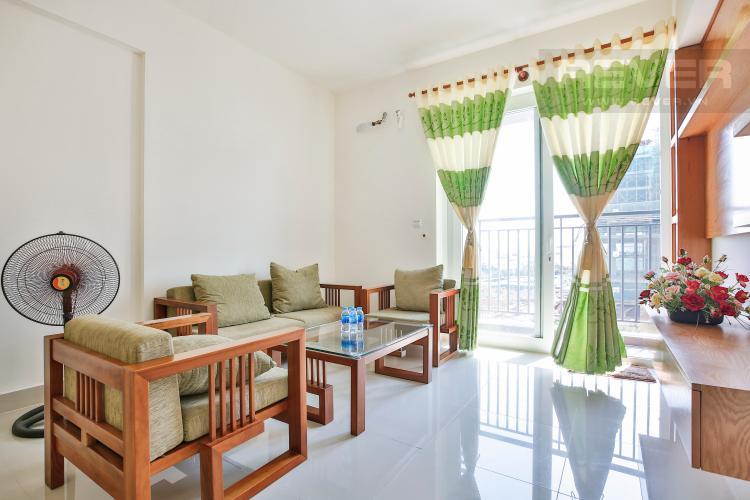 Phòng Khách Căn hộ The Park Residence 3 phòng ngủ tầng thấp B3 nội thất đầy đủ