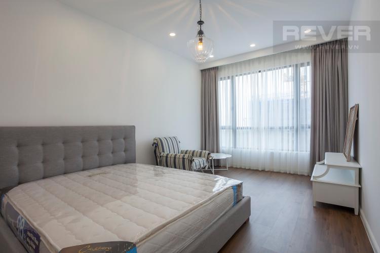 Phòng Ngủ 2 Căn hộ Estella Heights 2 phòng ngủ tầng cao T1 đầy đủ nội thất