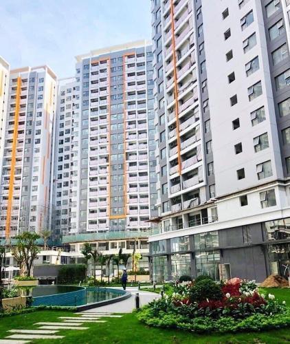 Nội khu căn hộ SAFIRA KHANG ĐIỀN Bán căn hộ Safira Khang Điền 3PN, tầng 14, nội thất cơ bản