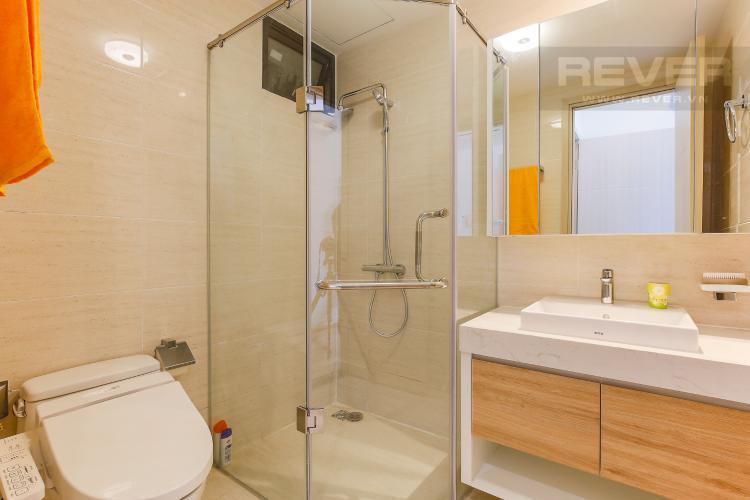 Phòng Tắm 2 Căn hộ New City Thủ Thiêm 2 phòng ngủ tầng thấp BB hướng Tây Bắc