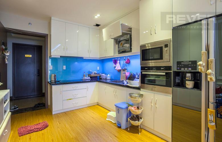 Nhà Bếp Bán và cho thuê căn hộ Lexington Residence tầng cao, 2PN, nội thất đầy đủ
