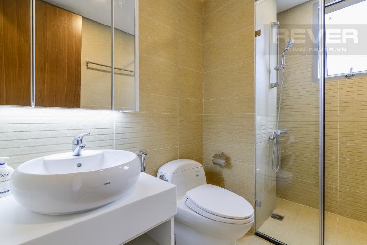 Phòng Tắm 1 Căn hộ Vinhomes Central Park tầng thấp P6, 3 phòng ngủ, nội thất đầy đủ