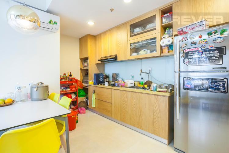 Nhà Bếp Căn hộ Masteri Thảo Điền 2 phòng ngủ tầng cao T3 nội thất đầy đủ