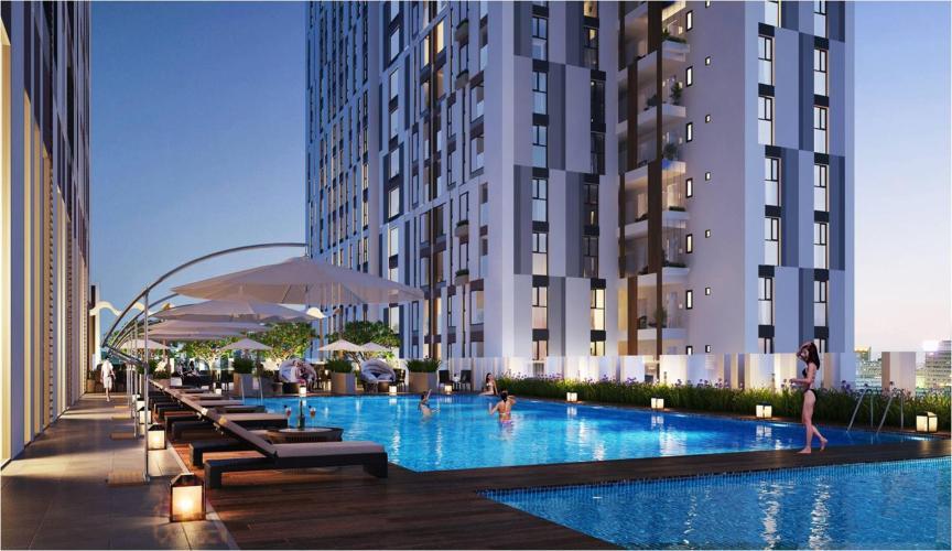 Centana Thủ Thiêm - Hồ bơi nội khu