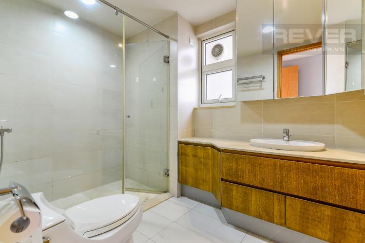 Phòng Tắm 2 Cho thuê căn hộ Saigon Pearl 3PN đầy đủ nội thất