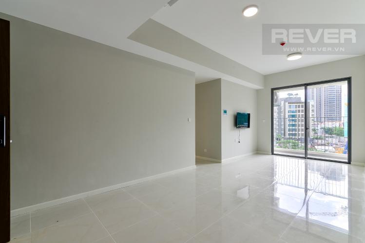 Phòng Khách Cho thuê căn hộ Masteri An Phú 2PN, tầng thấp, diện tích 73m2, view hồ bơi