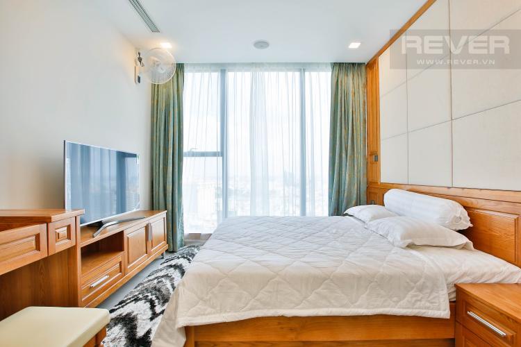 Phòng Ngủ 1 Căn hộ Vinhomes Golden River 3 phòng ngủ tầng cao A4 view sông