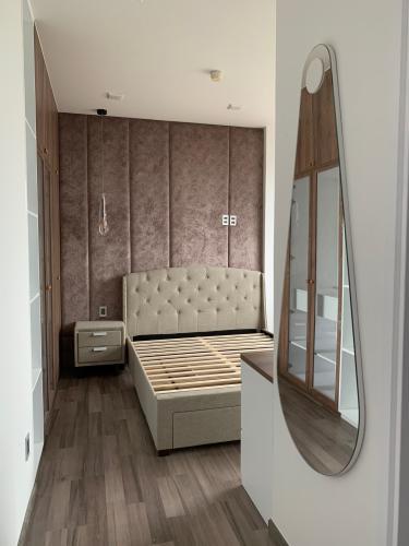 Nội thất Saigon South Residence Nhà Bè  Căn hộ Saigon South Residence tầng cao, đầy đủ nội thất.