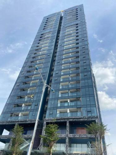Bên ngoài tòa nhà căn hộ Sunshine City Sài gòn Bán căn hộ Office-tel Sunshine City Saigon diện tích 70m2