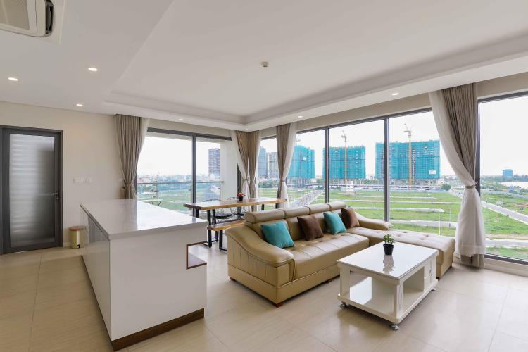 Bán căn hộ Diamond Island - Đảo Kim Cương 3PN, đầy đủ nội thất, hướng Đông Nam và view sông thoáng mát