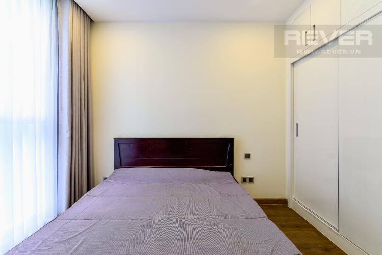 Phòng Ngủ 2 Căn hộ Vinhomes Central Park 3 phòng ngủ tầng cao Park 2