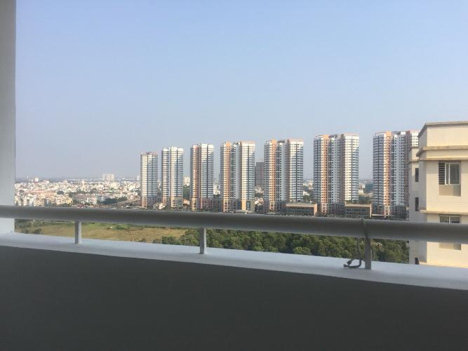 View căn hộ chung cư Bình Khánh Bán căn hộ chung cư Bình Khánh tầng cao, diện tích 66m2 - 2 phòng ngủ, nội thất cơ bản